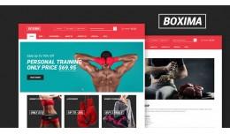Boxing OpenCart 3.X Multistore Theme (Free Insta..