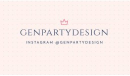 Gen Party Design