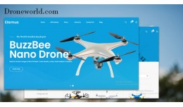 Drone shop | Videography responsive opencart 3.x