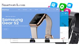 smart watch | Mobile Phone responsive opencart 3.x