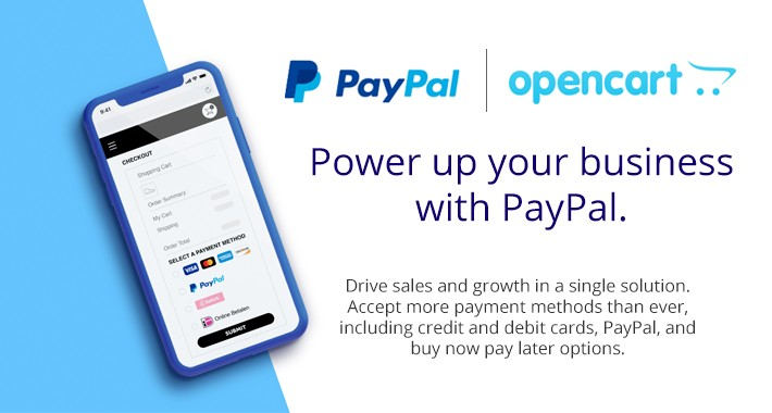 PayPal Commerce Platform Integration