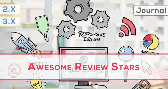 Awesome Review Stars