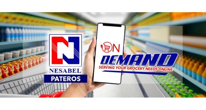 Nesabel Pateros On Demand