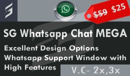 Whatsapp Chat Mega
