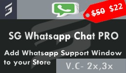 Whatsapp Enquiry Chat Extension PRO