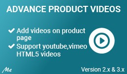 Advance Product Videos