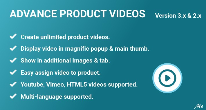 Advance Product Videos