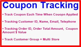 Coupon Tracking