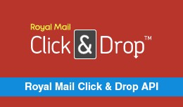 Royal Mail Click & Drop API