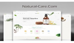 Organic & Natural Store responsive opencart ..