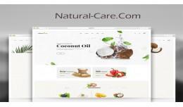 Organic & Natural Store-1 responsive opencar..