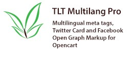 TLT Multilang Pro: Multilingual meta-tags for Op..