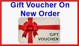 Gift Voucher On New Order