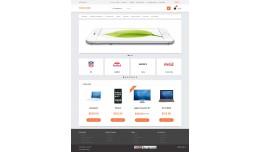 SP Orange Premium Template for OpenCart/JooCart
