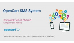 OpenCart SMS