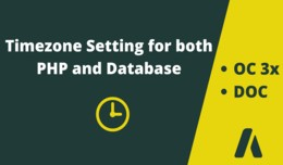 Timezone Setting for both PHP and Database