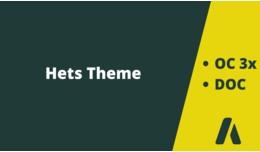 Opencart Theme - HetsTheme