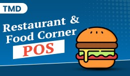Restaurant & food Corner POS