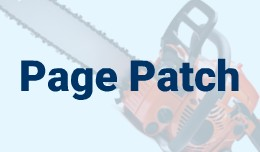 Page Patch