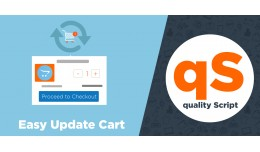 Easy Update Cart