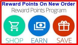 Reward Points On New Order