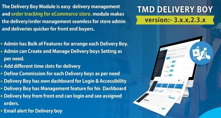 Delivery Boy Management