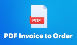 PDF Invoice to Order - Attach to Email (support ..