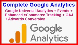Complete Google Analytics