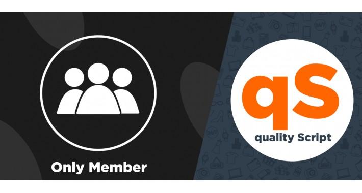 Only Member