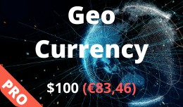 GeoCurrency PRO