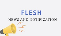 Flesh News and Notification
