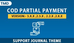 Cod Partial Payment
