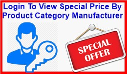 Login To View Special Price By Product Category ..