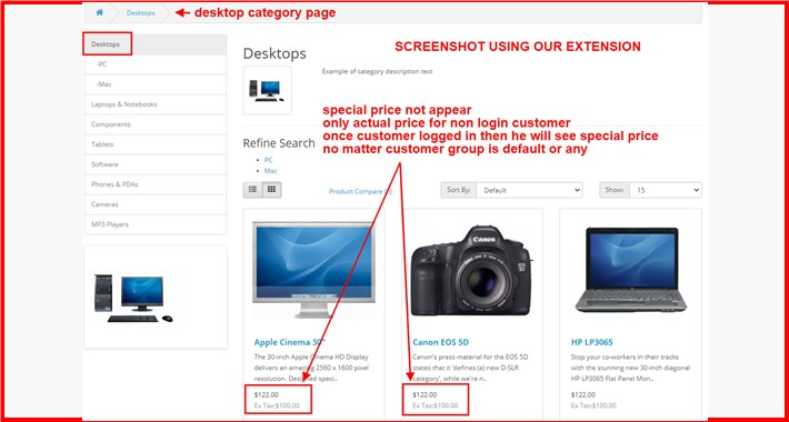 Login To View Special Price By Product Category Manufacturer