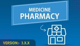 Medicine Pharmacy Theme