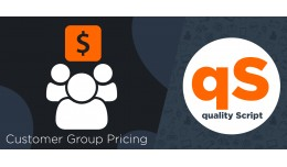 Price for Groups - Customer Group Pricing