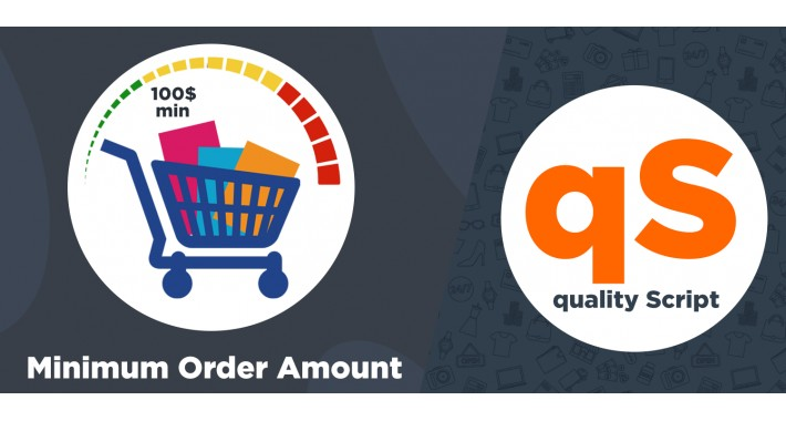 Minimum Order Amount