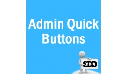 Admin Quick Buttons