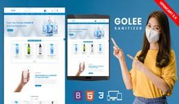 Golee Sanitizer Face Mask, Skin and Medical Store