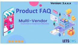 Multivendor Product FAQ