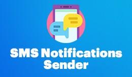 SMS Notifications Sender (support v. 1.5-3.*)