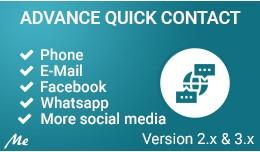 Advance Quick Contact