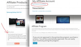 Buy To be affiliate and Advance Store Credit Sys..