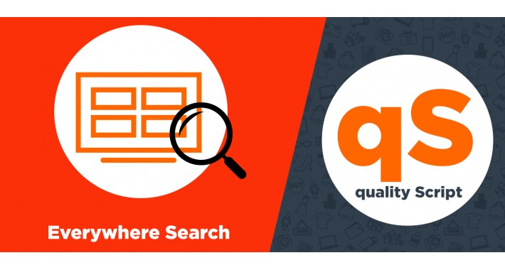 Everywhere Search - Layout Search