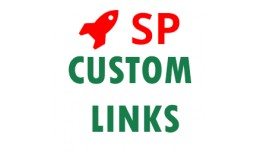 SP SEO CUSTOM LINKS - Custom links v2.0