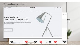 Furniture Responsive Opencart Theme