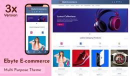 Ebyte  E-commerce Multi Purpose Theme