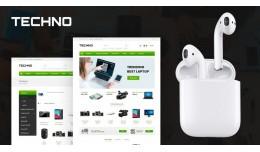 Electronic Mega Multi Store Premium Opencart Theme