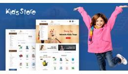 toy Mega Multi Store Premium Opencart Theme