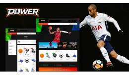 Sport Mega Multi Store Premium Opencart Theme